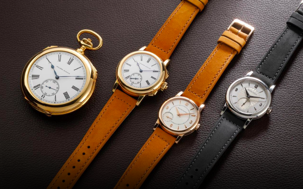 Philippe Dufour 4 watches to be sold Phillips Auctions