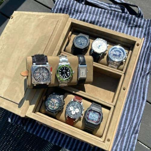 watch box for 9 watches